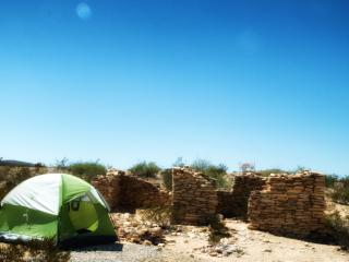 2-Person Tent - Terlingua/Big Bend - #2 - Terlingua vacation rentals
