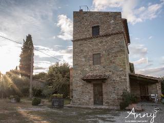 Villa Aldo -Torre con 4 camere, piscina in Toscana - Montecchio vacation rentals