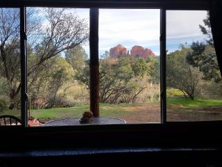 Cabin with Cathedral Rock View; Private and cozy! - Sedona vacation rentals