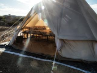 """Terlingua Fancy"" Big Tent. #1 - Terlingua vacation rentals"
