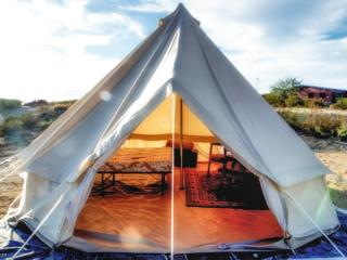 "NEW! ""Terlingua Fancy"" Big Tent #2 - Big Bend - Terlingua vacation rentals"