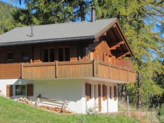 Cozy 3 bedroom Bellwald Chalet with Deck - Bellwald vacation rentals
