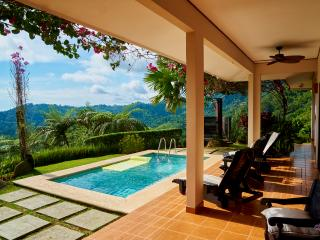 Panoramic Ocean View, Private Pool, 10min to beach - Dominical vacation rentals