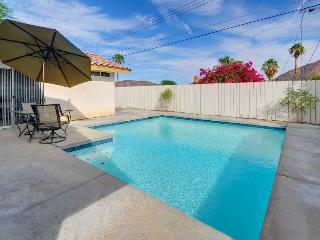 A pool and mountain views await at this dog-friendly estate - La Quinta vacation rentals