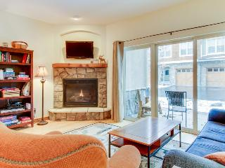 Walk to dining, bowling, & free ski shuttle from cozy condo. - Winter Park vacation rentals
