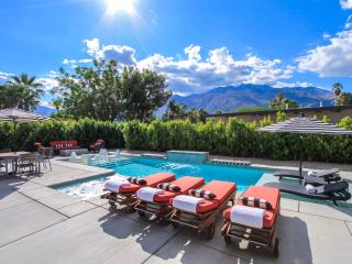 Palms at Park: New 2015 Construction 5 Bed 6 Bath Architectural Luxury Compound - Palm Springs vacation rentals