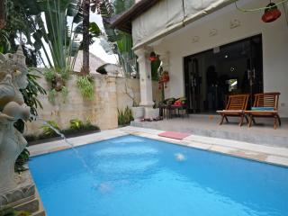 Just Divine! Villa on Bisma, Ubud center 1 bedroom - Ubud vacation rentals