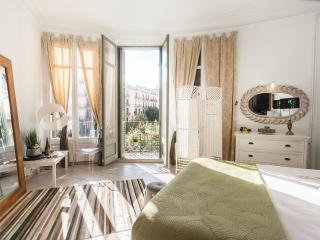 PLATINUM LUXURY APT. NEAR PLAÇA CATALUNYA. - Barcelona vacation rentals
