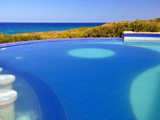Uninterrupted sea views, private Infinity Edge  Pool, Jacuzzi & swim up bar!!! - Tatlisu vacation rentals