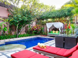 Lovely 3b Villa in Oberoi, Seminyak - Seminyak vacation rentals