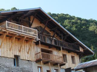 Badger chalet 2 - Aime vacation rentals
