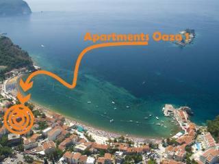 Oaza I 1/4 studio #3 - Petrovac vacation rentals