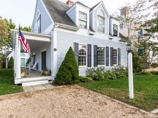 MILTC - Edgartown Village Area, Walk to Main St, Screened Porch, AC all rooms, WiFi - Edgartown vacation rentals