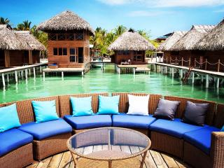 Double Over-the-Water Bungalow in Paradise - Isla Bastimentos vacation rentals