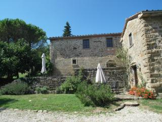 Lo Schieto - luxurious air-conditioned farmhouse - Anghiari vacation rentals