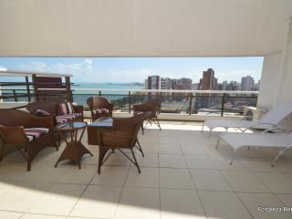 3 bedroom luxury penthouse apartment on Beira Mar - Fortaleza vacation rentals