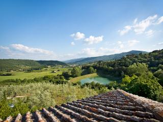 Huge, panoramic property overlooking the hills of Florence and a small lake. SAL RIC - Florence vacation rentals