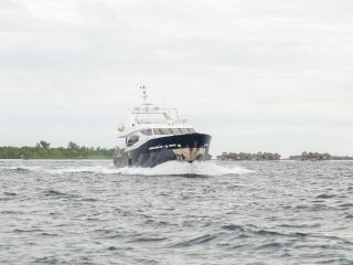 Cozy 3 bedroom Hulhumale Yacht with Housekeeping Included - Hulhumale vacation rentals