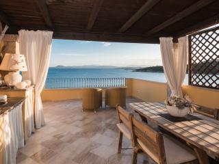 S Abba e Sa Pedra - One bedroom sea view with pool - Golfo Aranci vacation rentals