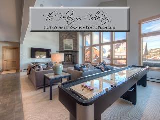 Big Sky Resort | Black Eagle Lodge 8 bedroom - Big Sky vacation rentals
