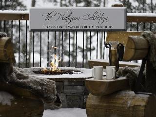Big Sky Resort | Powder Ridge Cabin 2A Oglala - Big Sky vacation rentals