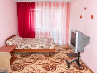 Romantic 1 bedroom Novokuznetsk Apartment with Housekeeping Included - Novokuznetsk vacation rentals