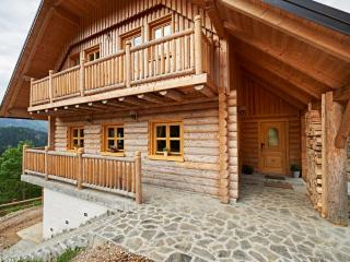 "Holiday chalet ""Alpine dreams"" - Solcava vacation rentals"