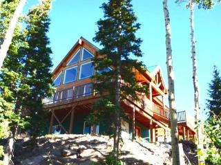 Perfect House with Hot Tub and Wireless Internet - Brian Head vacation rentals