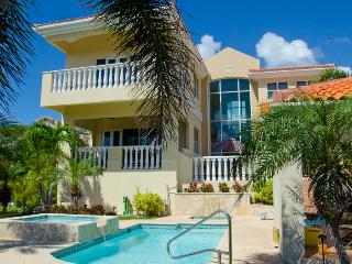 Castle Garden-Spectacular Luxury villa with Ocean view in Palmas del Mar resort (SC51) - Humacao vacation rentals