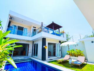 Villa Mickey, 3 BR at Nakula, Seminyak. - Seminyak vacation rentals