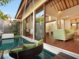 Romantic 1 Bedroom Private Pool Villa in Legian - Legian vacation rentals