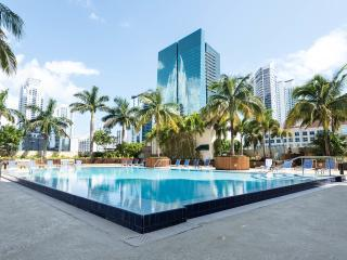 Luxury Getaway in Brickell's One Broadway 2BR Apt! - Coconut Grove vacation rentals