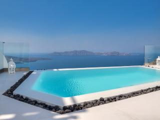 Blue Villas | Jeanette| Luxury villa in Fira - Fira vacation rentals