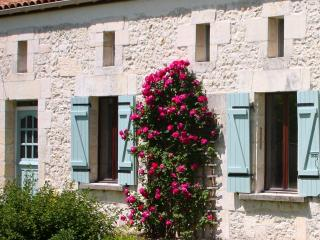 Nice House with Internet Access and Shared Outdoor Pool - Sousmoulins vacation rentals