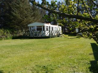 Lovely 3 bedroom Caravan/mobile home in Thurso with Internet Access - Thurso vacation rentals