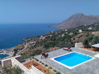 Stunning sea view,infinite blue,royal relaxation - Plakias vacation rentals