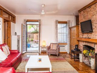 MANHATTAN NYC -East VILL-duplex /garden sleeps 8+4 - New York City vacation rentals