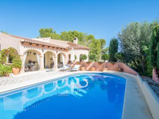 2 bedroom Villa with Internet Access in Javea - Javea vacation rentals