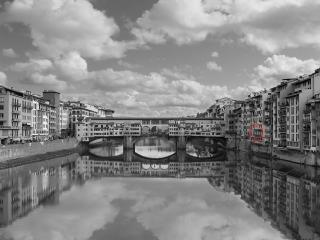 Suite With A View on Ponte Vecchio, wi-fi, a/c - Florence vacation rentals