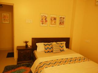 Bright 1 bedroom Pune Bed and Breakfast with Internet Access - Pune vacation rentals