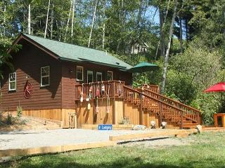 Just Built! Scotty Point Cabin - Secluded & Right on the Coast! - Trinidad vacation rentals