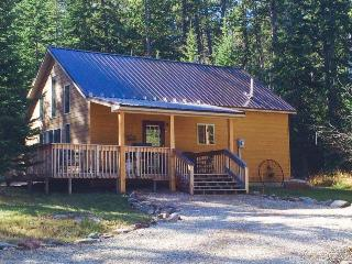 Cozy 1 bedroom Lead House with Fireplace - Lead vacation rentals