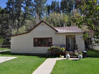 Cozy House with A/C and Television - Deadwood vacation rentals