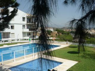 2 bedroom Apartment with A/C in La Cala de Mijas - La Cala de Mijas vacation rentals