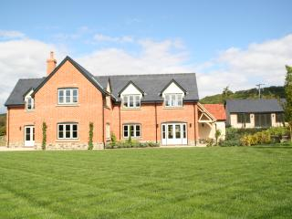 Brand new, Luxury, self-catering Holiday house - Hereford vacation rentals