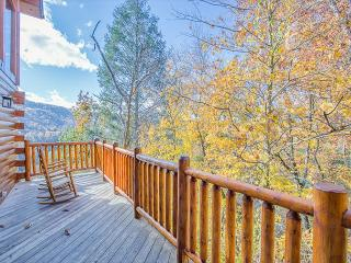 Luxury 5BR Downtown Gatlinburg Cabin w Incredible Views! Summer from $249!!! - Gatlinburg vacation rentals
