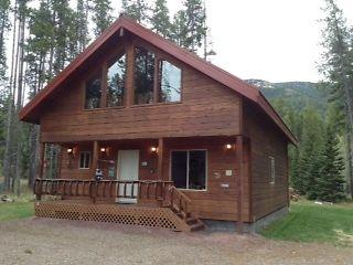 Beautiful Cottage with Deck and Internet Access - Glacier National Park vacation rentals