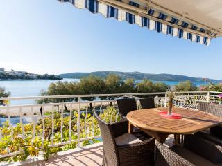 NEW(2015) LUXURY BEACHFRONT APARTMENT 3 BEDROOMS - Trogir vacation rentals