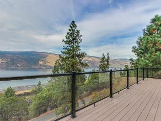 Luxury modern home with river, gorge and bridge views! - Mosier vacation rentals