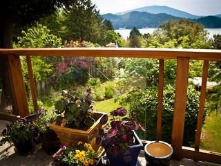 Water View in Historic Gibsons, British Columbia - Gibsons vacation rentals